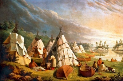 Cherokee, Huron, Navajo, Pueblo and Shoshone are federally recognized as tribes of what?