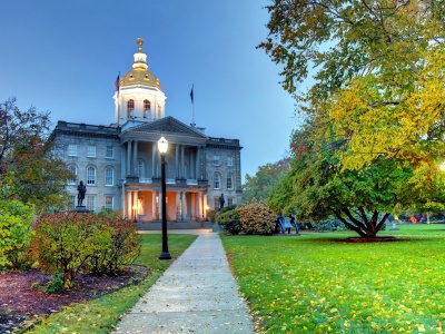 Concord is the capital city of which U.S. state?