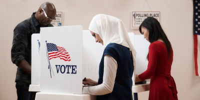 Describe one of the four amendments to the Constitution about who can vote.
