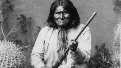 Geronimo belonged to which tribe of Native Americans?