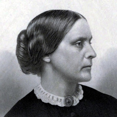 She is known for campaigning for the right of women to vote. She also spoke out publicly against slavery and for equal treatment of women in the workplace.