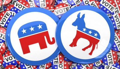 What are the two major political parties in the United States today?