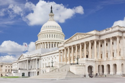 What are the two parts of the US Congress?