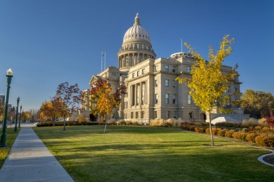 What is the capital of Idaho?