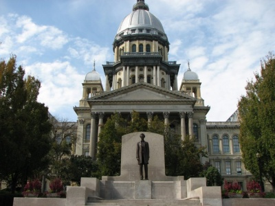 What is the capital of Illinois?