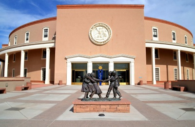 What is the Capital of New Mexico?