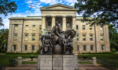 What is the capital of North Carolina?