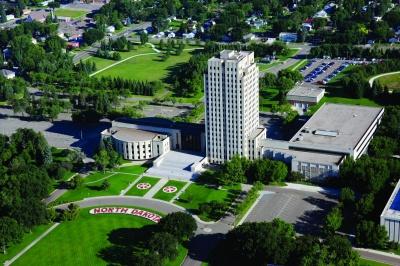 What is the capital of North Dakota?