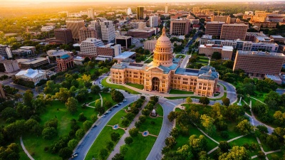What is the capital of Texas?