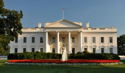 What is the name of the president's official home?