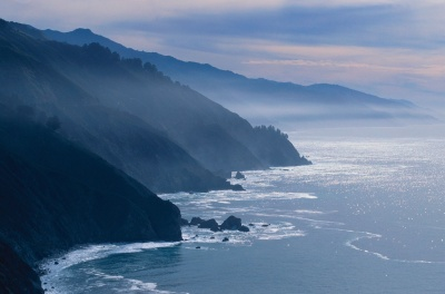 What ocean is on the West Coast of the United States?