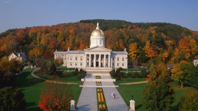 What is the capital city of Vermont?