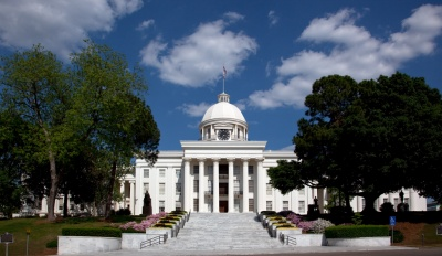 Which city is the capital of Alabama?