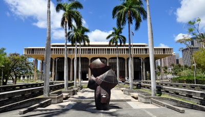 Which city is the capital of Hawaii?
