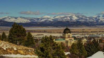 Which city is the capital of Montana?