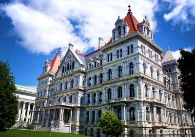 Which city is the capital of New York?