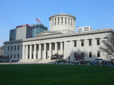 Which city is the capital of Ohio?