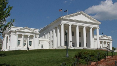 Which city is the capital of Virginia?