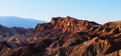 Which national park holds the record for the highest temperature ever recorded on Earth?