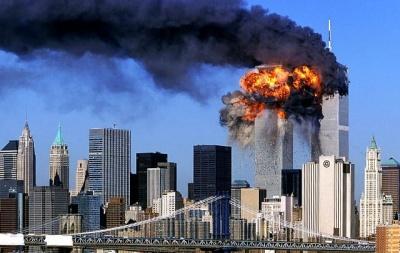 Which president declared war on terrorism?