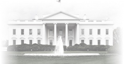 Which president never lived in the White House?