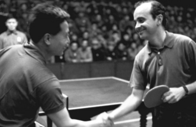 """Which president practiced """"ping-pong"""" diplomacy?"""