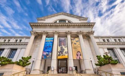 Which president signed legislation establishing the Smithsonian Institution?