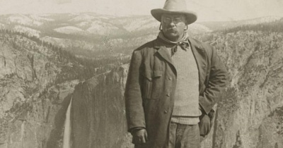Which president was a champion of the conservation movement?