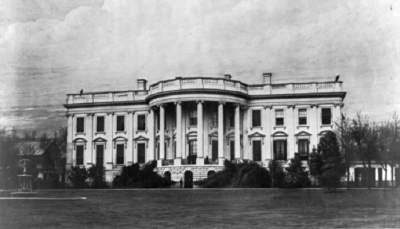 Which president was the first to have electricity in the White House?