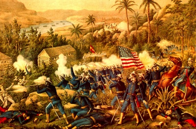 Which territories became part of the United States after Spanish-American War ended in 1898?