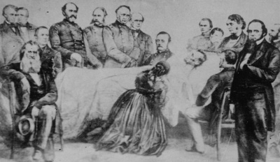 Who became President after Abraham Lincoln's assassination?