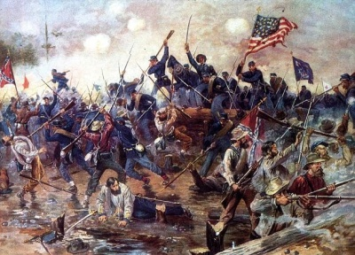 Who was president during the American Civil War?