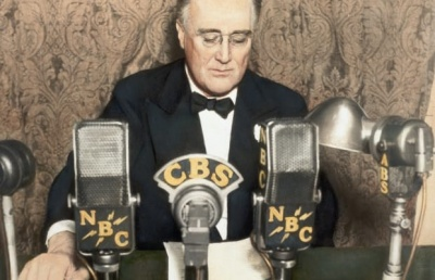 Who was president during the Great Depression  and World War II?