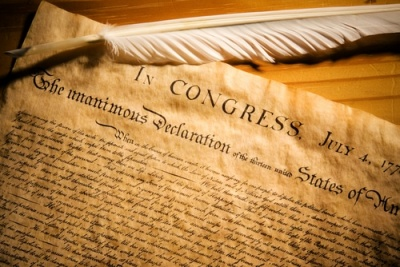 Who was the main writer of the Declaration of Independence?