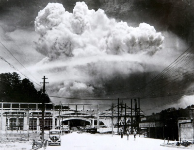 Who was the only president to authorize the use of atomic weapons?